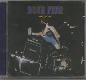CD Dead Fish Ao Vivo
