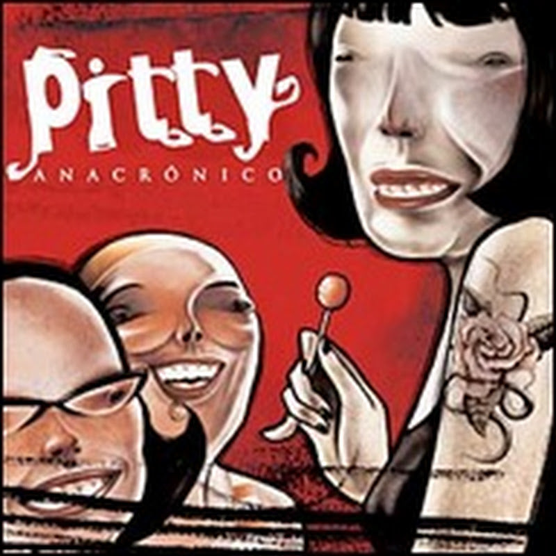 CD Pitty Anacrônico