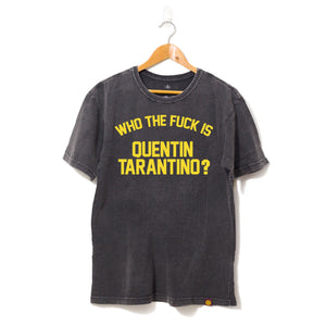Camisa Who The Fuck is Tarantino?