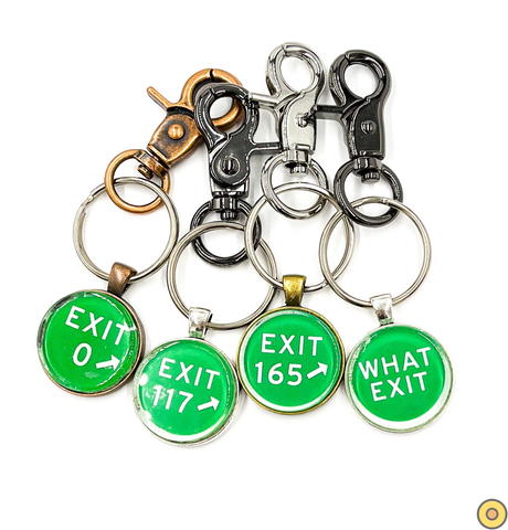 WHAT EXIT