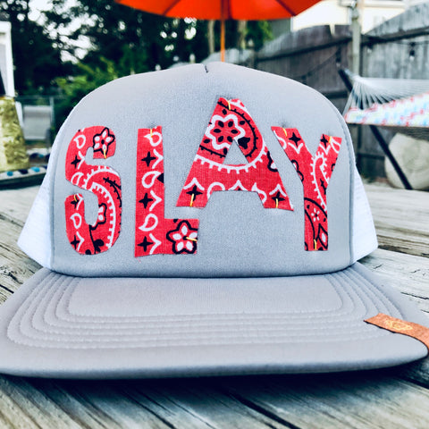 SLAY Hat >> Token Words