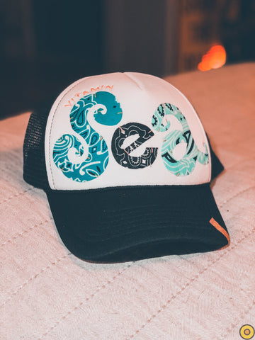 Vitamin SEA Hat >> Token Words