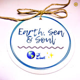 TOKEN STONE DIFFUSER BRACELET >> Earth Sea & Soul