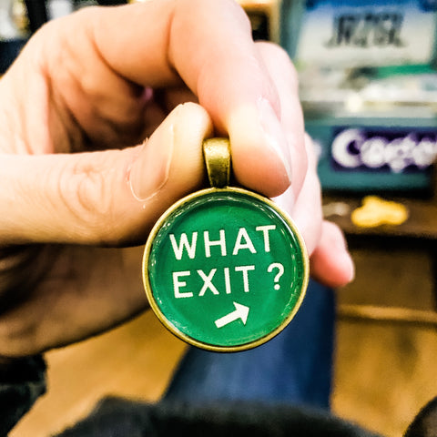 WHAT EXIT ? Charm (no token)