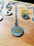 Token Necklace - one-of-a-kind