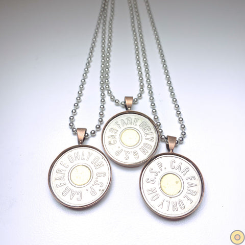 The Flip Side >> Token NECKLACE