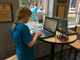 Robotics and Beyond Summer Camp