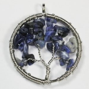 Tree of Life Pendant - Michael's Gems and Glass