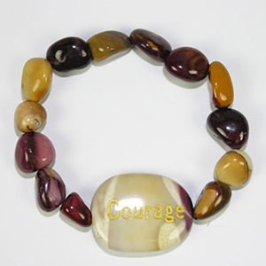 Word Bracelets - Michael's Gems and Glass