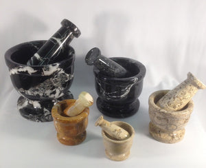 Mortar & Pestle - Michael's Gems and Glass