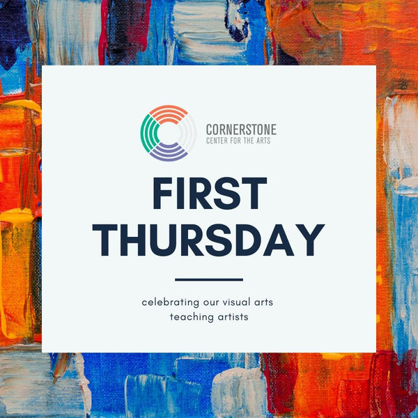 July 2020 First Thursday Virtual Gallery ft. CCA Teaching Artists