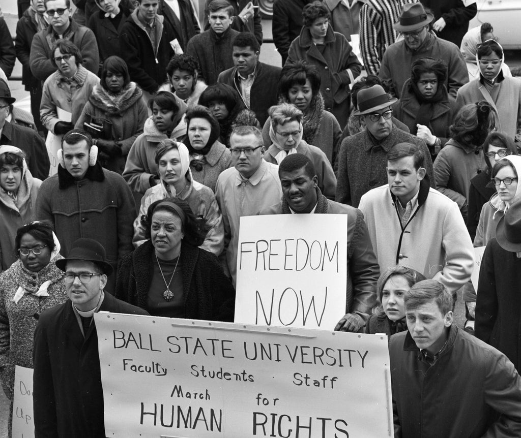 A Feeling of Justice: The Civil Rights Movement in Indiana