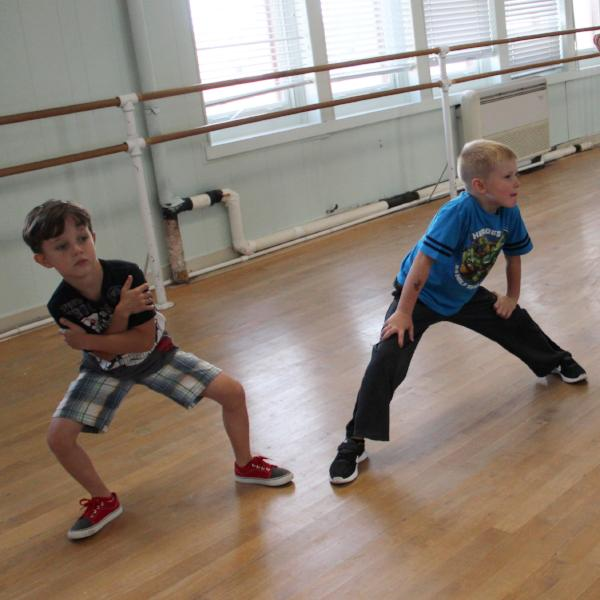 Boys Hip Hop Ages 5-9