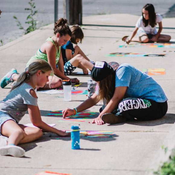 Summer Arts Camp in July