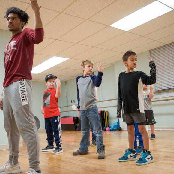 Boys Hip Hop Ages 10-14