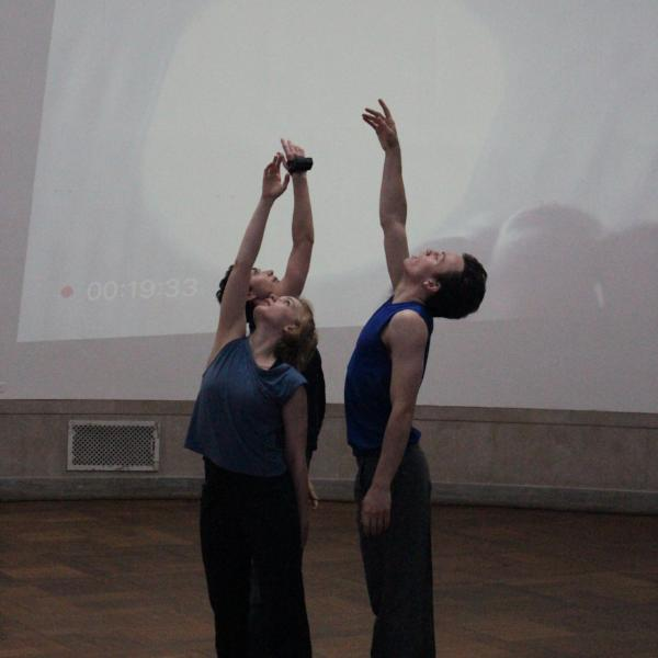 Dance/Technology Workshop for (Advanced) Adults