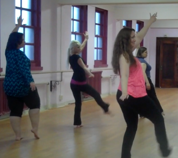 Belly Dance Boot Camp