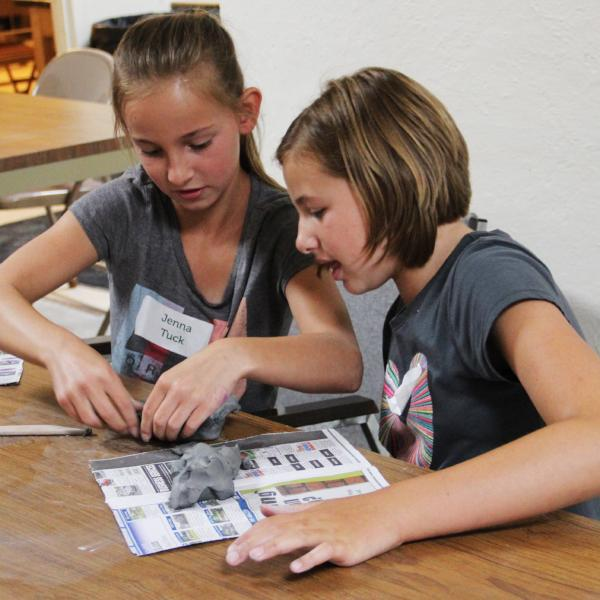 Summer Arts Camp in June
