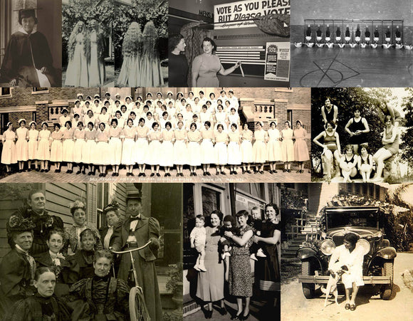 Belles, Baubles, and Beneficence: Historic Stories of Women in Delaware County