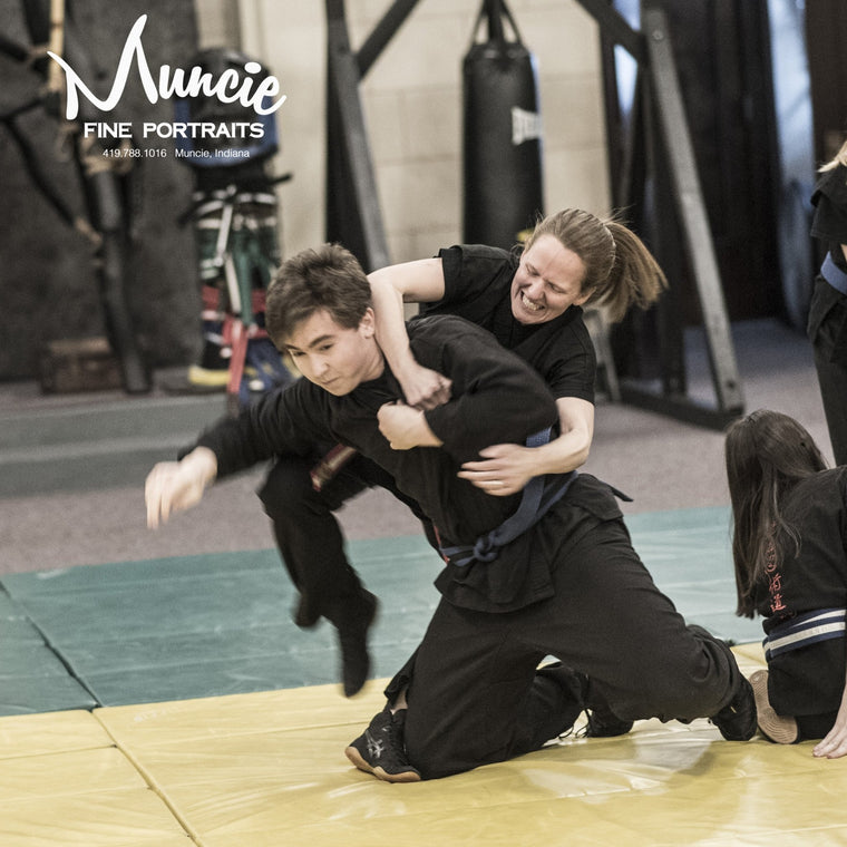 Martial Arts Upper Belts - Returning Students