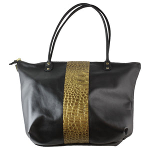 The Dover Wide Tote