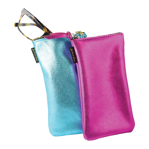 The Metallic Eyeglass Case
