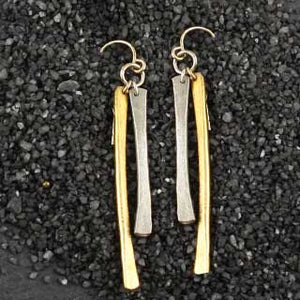 Double Stick Earring