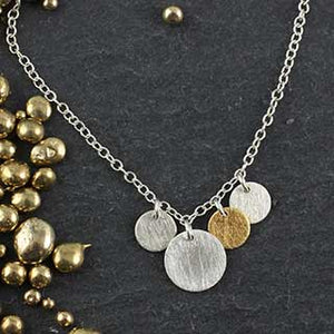 Four Dot Necklace