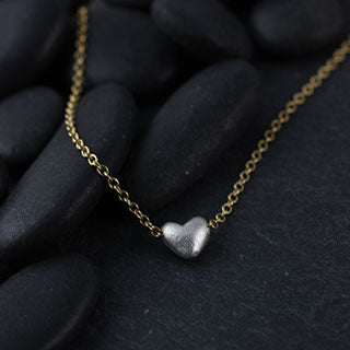Baby Heart Necklace