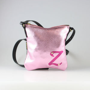 The Zoe Monogram Crossbody
