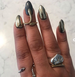 Metal Nail Accents