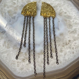 Athena Tassel Earrings
