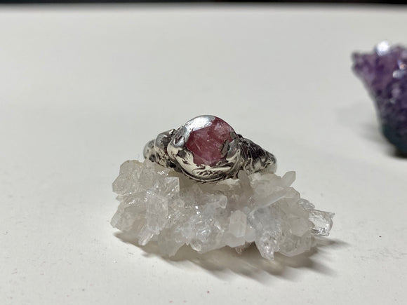 Sapphire Ring - size 5 1/2 -ONE OF A KIND