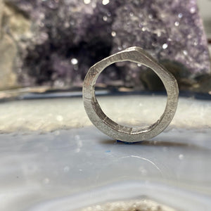 Wide Point Stacking Ring