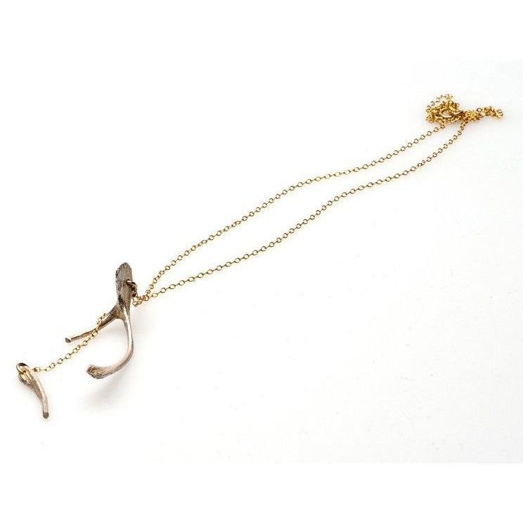 Lucky Bones Necklace
