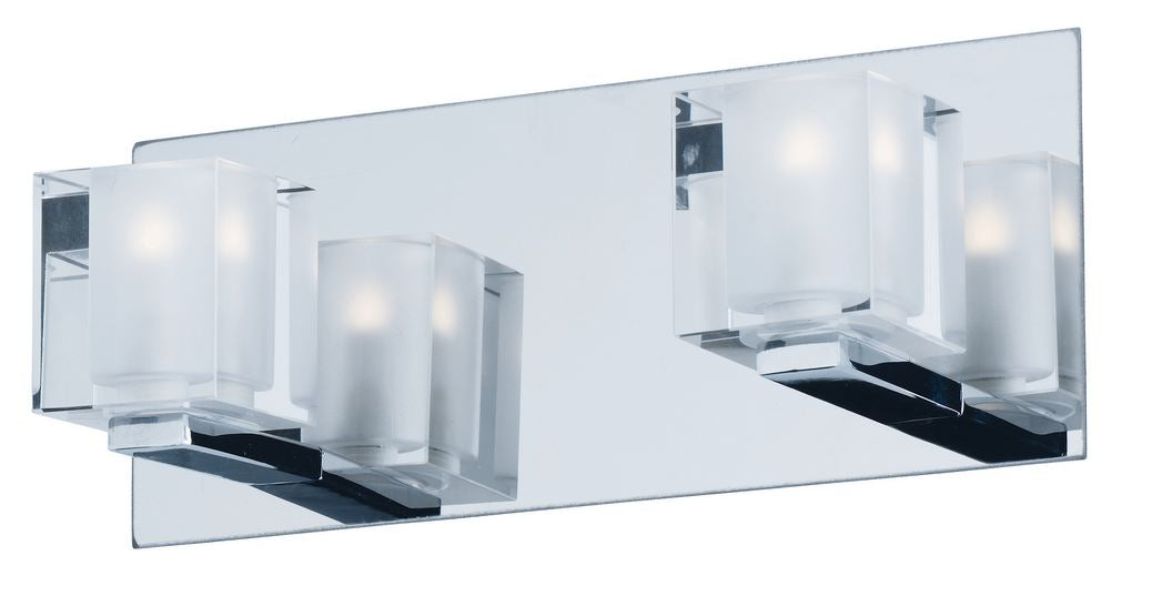LUMINARIO SUSPENDIDO BLOCS LED E32032-18 3000K 2 X 2.2W