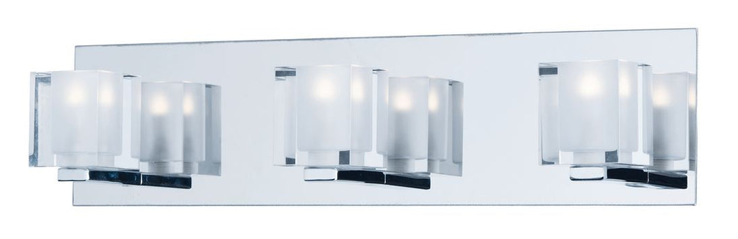 LUMINARIO SUSPENDIDO BLOCS LED E32033-18 3000K 3 X 2.2W