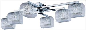 LUMINARIO SUSPENDIDO GEM E22836-18PC 2900K 6 X 40W