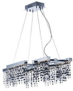 LUMINARIO SUSPENDIDO MIDNIGHT SHOWER LED E23096-138PC 3000K 6 X 4W