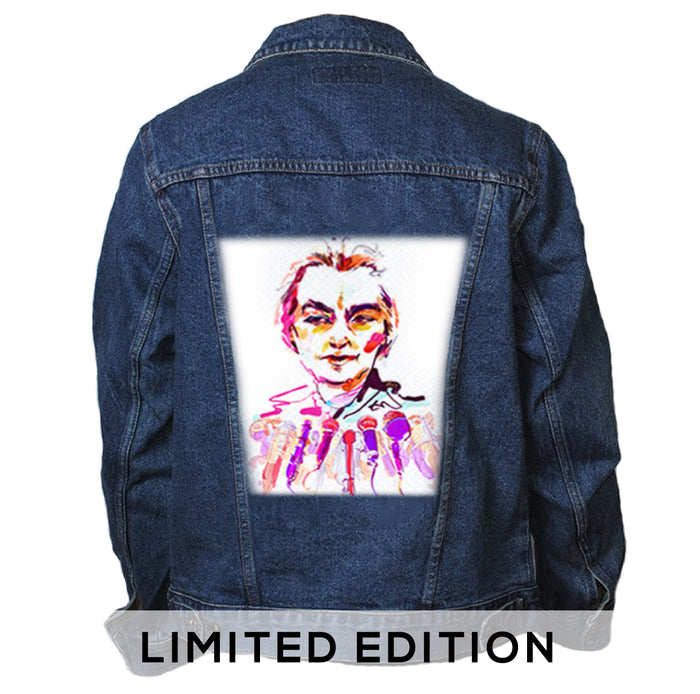 Golda Meir Jean Jacket *Limited Edition*