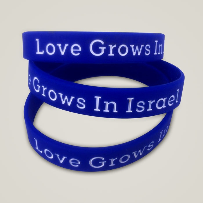 Love Grows in Israel Bracelet