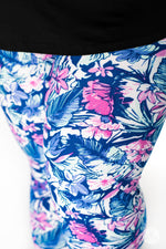 Aloha Plus leggings - SweetLegs