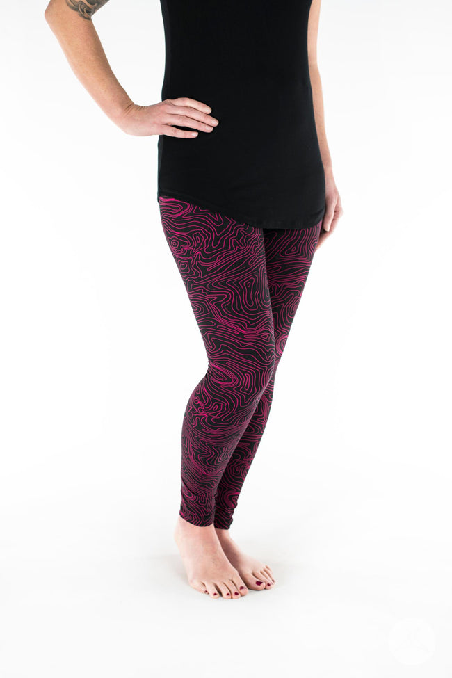 Next Level Petite leggings - SweetLegs