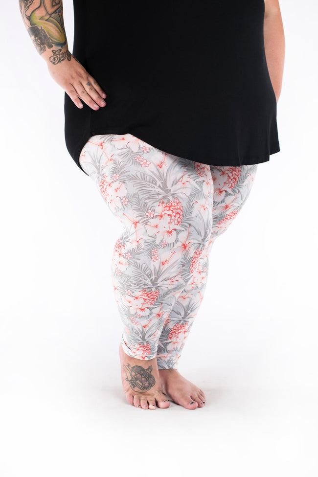 Island Vibes Plus2 leggings - SweetLegs