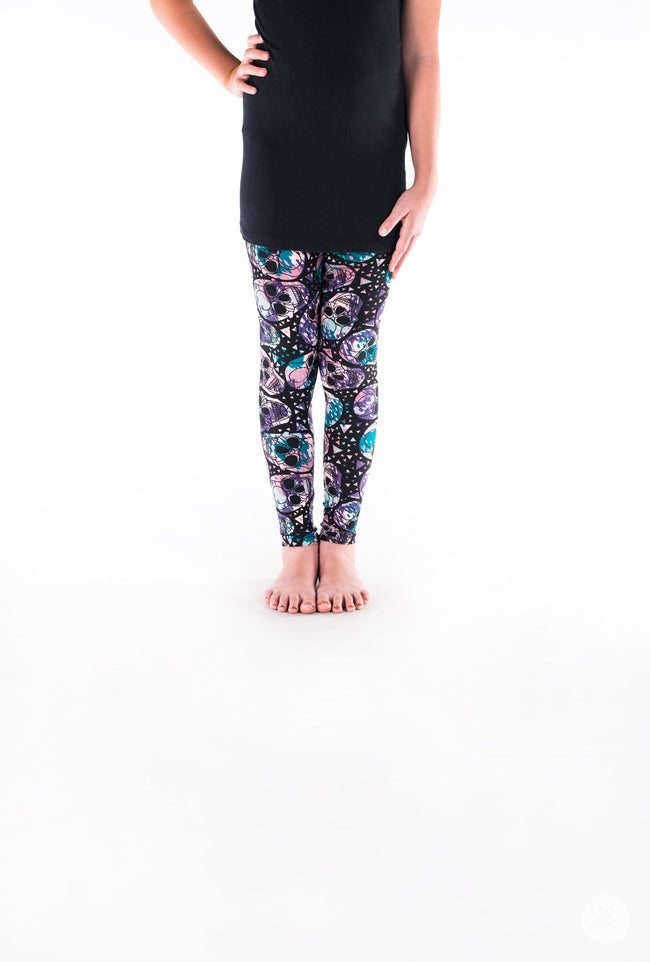Knockout Kids leggings - SweetLegs