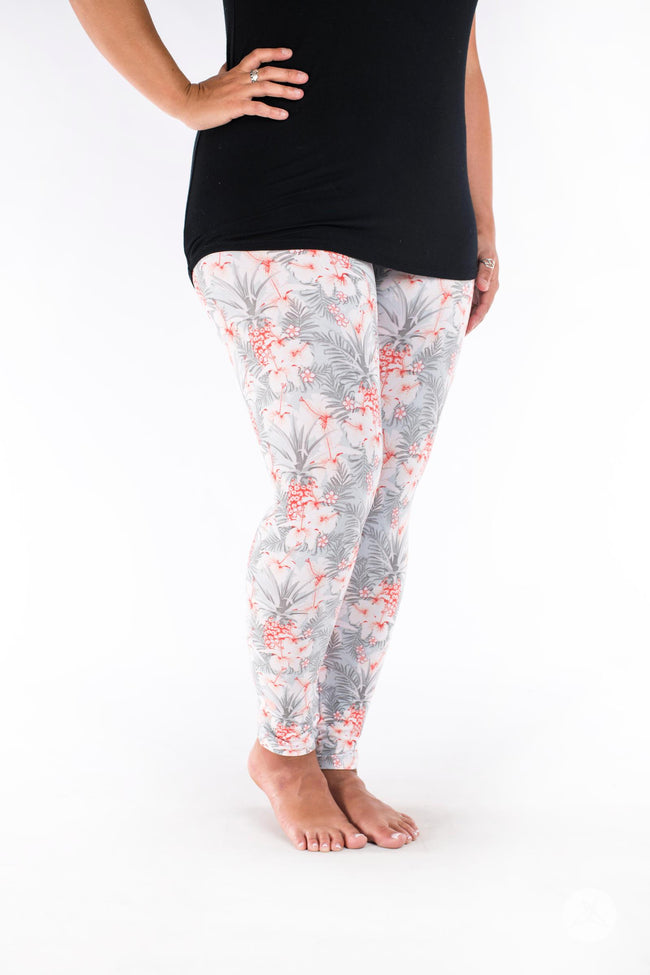 Island Vibes leggings - SweetLegs