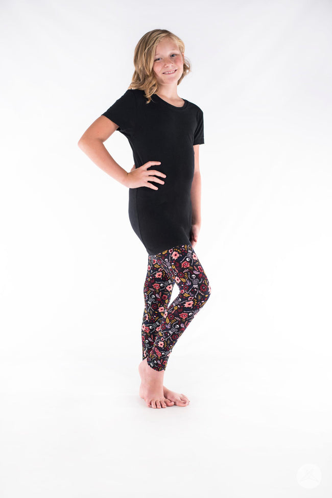 Hocus Pocus Kids leggings - SweetLegs