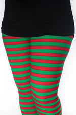Holly Jolly leggings - SweetLegs