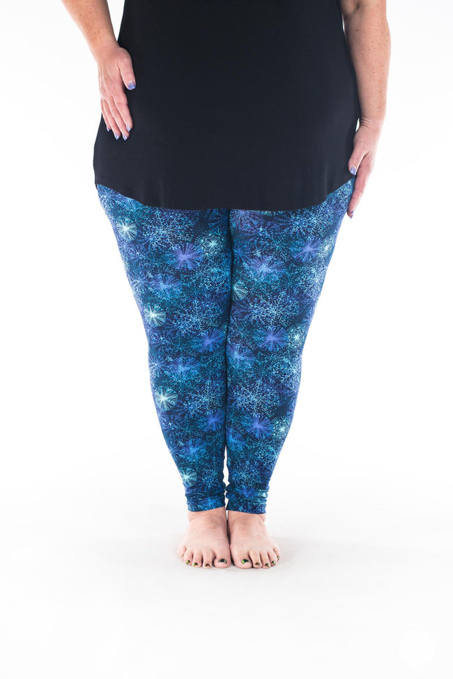 Frozen 2.0 Plus leggings - SweetLegs