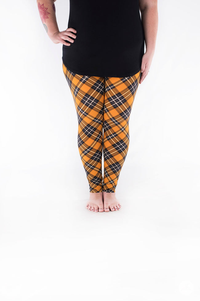 Clueless Plus leggings - SweetLegs